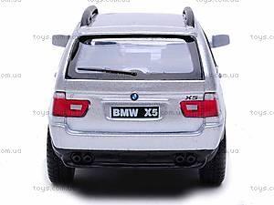 Инерционная машина BMW X5, KT5020W, отзывы
