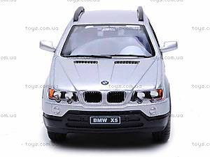 Инерционная машина BMW X5, KT5020W, цена