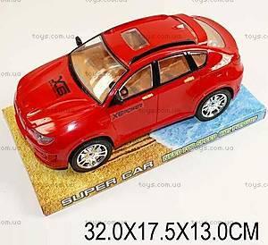Инерционная машина BMW X6, X6000-1