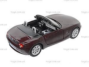 Инерционная машина BMW Z4, KT5069W, купить