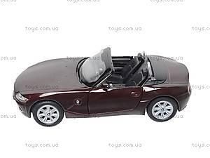 Инерционная машина BMW Z4, KT5069W, фото