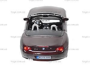 Инерционная машина BMW Z4, KT5069W, отзывы