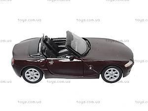 Инерционная машина BMW Z4, KT5069W, цена