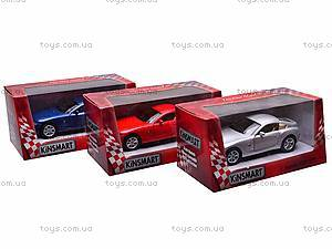 Инерционная машина BMW Z4 Coupe, KT5318W, фото