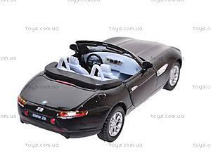 Инерционная машина BMW Z8 , KT5022W, отзывы