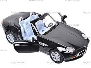 Инерционная машина BMW Z8 , KT5022W, игрушки