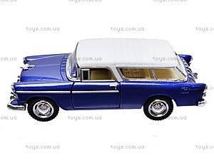 Инерционная машина Chevy Nomad (1955), KT5331W, отзывы