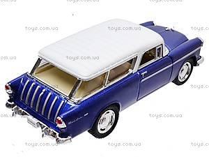 Инерционная машина Chevy Nomad (1955), KT5331W, игрушки