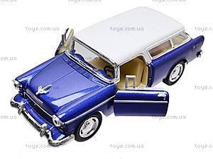 Инерционная машина Chevy Nomad (1955), KT5331W, детские игрушки