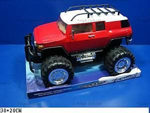Инерционная машина «Джип» для детей, 2203