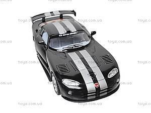 Инерционная машина Dodge Viper GTSR, KT5039W, купить