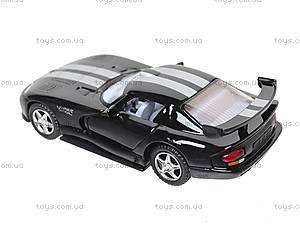 Инерционная машина Dodge Viper GTSR, KT5039W, фото