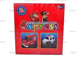 Инерционная машина Express, XT812, отзывы