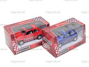 Инерционная машина Fiat 500, KT5004W, toys