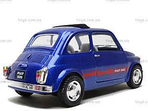 Инерционная машина Fiat 500, KT5004W, іграшки