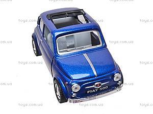 Инерционная машина Fiat 500, KT5004W, купить