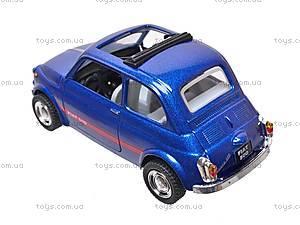 Инерционная машина Fiat 500, KT5004W, цена