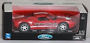 Инерционная машина Ford GT 2005, 50923