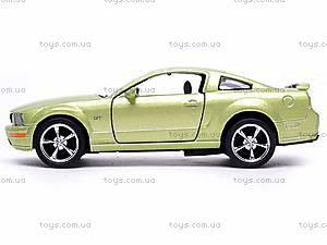 Инерционная машина Ford Mustang GT 2006, KT5091WF, отзывы