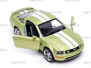 Инерционная машина Ford Mustang GT 2006, KT5091WF, цена