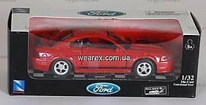 Инерционная машина Ford SVT Mustang Cobra 2003, 50263A