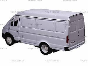 Инерционная машина ГАЗ-2705, 42387C-W, купить