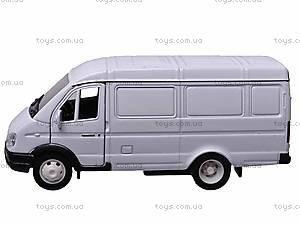 Инерционная машина ГАЗ-2705, 42387C-W, фото