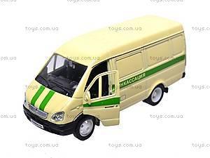 Инерционная машина ГАЗ-2705 «Инкассация», 42387CCN-W