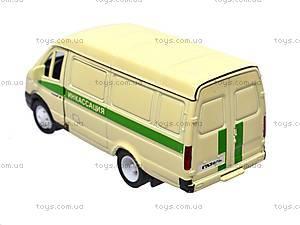 Инерционная машина ГАЗ-2705 «Инкассация», 42387CCN-W, цена