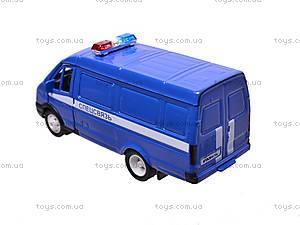 Инерционная машина ГАЗ-2705 «Спецсвязь», 42387CCS-W, купить