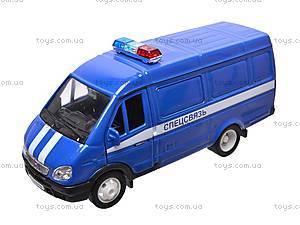Инерционная машина ГАЗ-2705 «Спецсвязь», 42387CCS-W