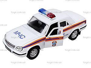 Инерционная машина ГАЗ-31105 «МЧС», 42384RE-W, купить