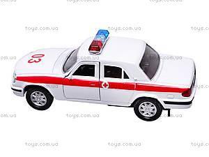 Инерционная машина ГАЗ-31105 «Скорая помощь», 42384AE-W, фото