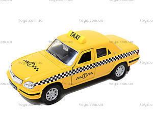 Инерционная машина ГАЗ-31105 «Такси», 42384TI-W, купить