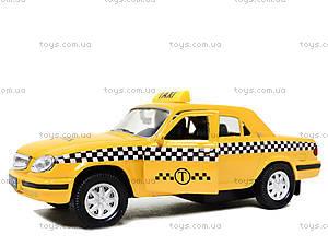 Инерционная машина ГАЗ-31105 «Такси», 42384TI-W, отзывы