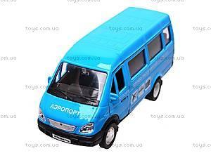 Инерционная машина ГАЗ-3221 «Аэропорт», 42387AAP-W, купить