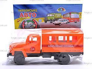 Инерционная машина ГАЗ «Аварийная служба», 33119, купить
