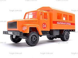 Инерционная машина ГАЗ «Аварийная служба», 33119