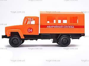 Инерционная машина ГАЗ «Аварийная служба», 33119, фото