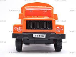 Инерционная машина ГАЗ «Аварийная служба», 33119, отзывы