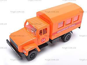 Инерционная машина ГАЗ «Аварийная служба», 33119, цена