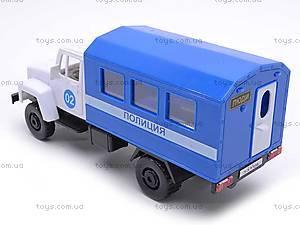 Инерционная машина ГАЗ «Милиция», 33118, цена