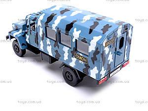 Инерционная машина ГАЗ «ОМОН», 33116, отзывы