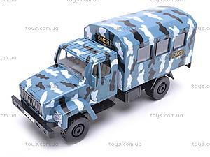 Инерционная машина ГАЗ «ОМОН», 33116, цена