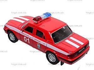 Инерционная машина ГАЗ «Пожарная охрана», 42384FS-W, купить