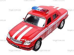 Инерционная машина ГАЗ «Пожарная охрана», 42384FS-W, фото