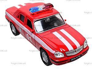 Инерционная машина ГАЗ «Пожарная охрана», 42384FS-W, отзывы