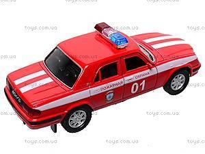 Инерционная машина ГАЗ «Пожарная охрана», 42384FS-W, цена