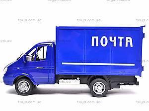 Инерционная машина Газель «Почта», 9123-A, фото