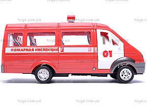 Инерционная машина Газель «Пожарная», 1114, купить